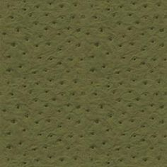 Ostrich 22 Spruce Green Faux Leather Vinyl