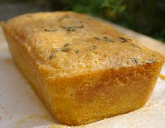 Image result for lemon and thyme cake