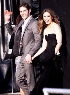 Blake Jenner and Melissa Benoist                                                                                                                                                                                 Más