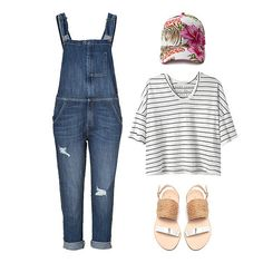 Overalls made for Memorial Day weekend!