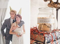 "a 2012 ""must-do"" jar.  Love this idea!  via @grnweddingshoes"