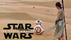 Star Wars: Das Erwachen der Macht - 2. offizieller Trailer HD (Deutsch |...