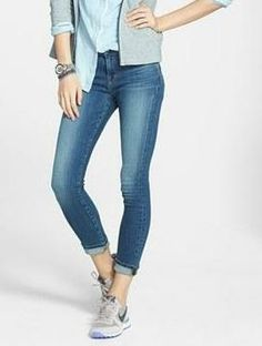 For everyday wear - J Brand skinny jeans