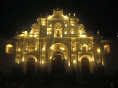 Saint Joseph's Cathedral~ I have been to this church in Antigua, Guatemala!! It is BEAUTIFUL and it was built in 1680 :