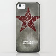 Codename Winter Soldier iPhone & iPod Case