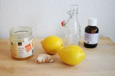 to Make an All-Natural (and Yummy!) Cough Syrup How to Make an All-Natural (and Yummy!) Cough Syrup via Brit + Co.How to Make an All-Natural (and Yummy!) Cough Syrup via Brit + Co.