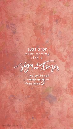 Sign of the Times // Harry Styles /tap on photos to see clearer/ One Direction Fotos, One Direction Drawings, One Direction Lyrics, One Direction Wallpaper, Direction Quotes, Harry Stles, Sign Of The Times Harry Styles, Harry Styles Quotes, Song Lyrics Wallpaper