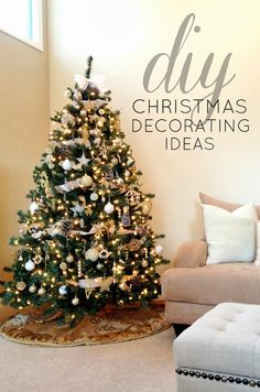 10 DIY Christmas ideas you can make for less than $10! Love these!