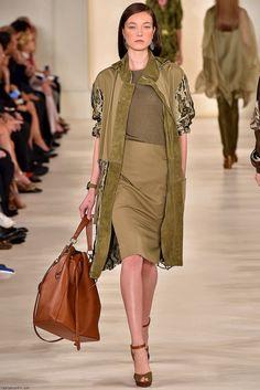 Ralph Lauren spring/summer 2015 collection.