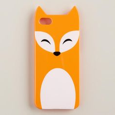 Funky Fox iPhone 5 Case at Cost Plus World Market >> #WorldMarket Holiday Gifts for her
