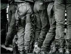 Wrangler butts drive me nuts