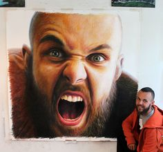 Realistic And Expressive Drawings By Dino Tomic