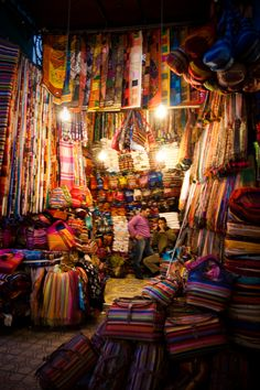Marakesh, Morocco.....the medina was incredible