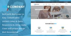 iSeo, Digital Marketing, Social Media HTML Template . iSeo is a premium HTML Template with its design particularly regards to Seo, Makerting, Website – Design companies as well as it enables you to build a wide variety of business