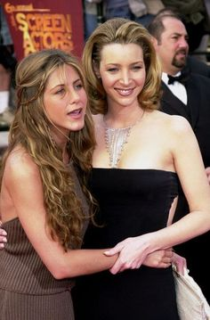 Rachel and Phoebe