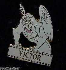 Image result for disney the hunchback of notre dame victor pin