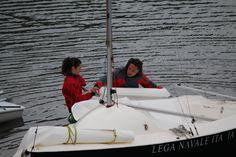 Piegare le vele! #corsoallievi #vela #corsi #LNV2015