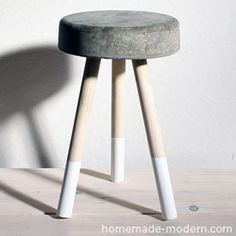 Make a durable, $5 bucket stool in a few simple steps.