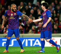 """""""If you can call Dani Alves a mere right back, that is...  Last season he provided more assists than anyone else in La Liga. He has won two leagues, two Copa del Reys, two Uefa Cups, a Champions League and a World Club Cup.""""    Sid Lowe, January 5, 2011  http://sportsillustrated.cnn.com/2011/writers/sid_lowe/01/04/laliga.decade/index.html#ixzz1pTChxPUK"""