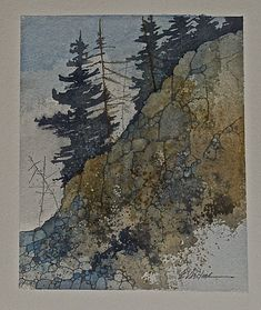 LANDSCAPES IN WATERCOLOR