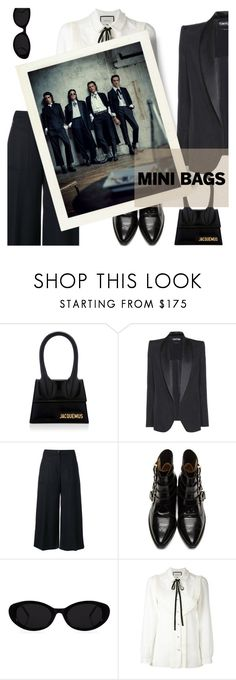 """""""reservoir dogs"""" by gabrielleleroy ❤ liked on Polyvore featuring Tom Ford, Kenzo, Toga and Gucci"""