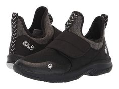 9ecd87662b87c Jack Wolfskin Kids Heljar Low VC (Toddler Little Kid Big Kid). Black KidsTraining  ShoesBig ...