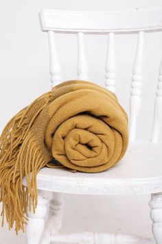 100 % natural yellow wool blanket is designed and made in Russia of sheep wool - no chemical dyes are used while producing the blanket. This blanket is not chemically treated or chemically softened - you will feel and enjoy the real touch of natural wool advantages.  It is an investment for many years as the blanket can be used as a throw blanket or the gorgeous bedspread on your bed. All the natural sheep colours are used producing these blankets - we want our products to be more natural to…