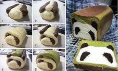 Panda Bread!