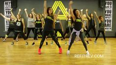 """Til The Day I Die""    TobyMac    Cardio Fitness Choreography    REFIT® ..."