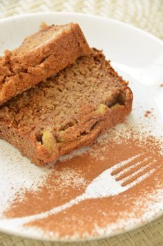 Bolo de Banana e Canela ( sem farinha de trigo ) (Testada) Meatloaf, Banana Bread, Gluten Free Recipes, Sweet Recipes, Cake Receipe, Cinnamon