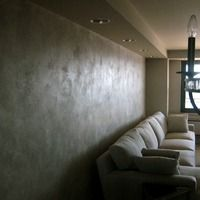 1000 images about a paint concrete on pinterest for Unique interior wall finishes