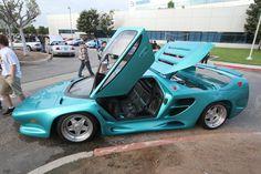 Vector WX3-R concept car