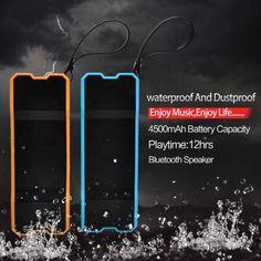 New Outdoor WaterproofWireless Bluetooth Speaker for SmartPhone Tablet PC