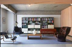 An Objective Canvas: the Idiosyncratic Loft of Studio Job in Antwerp | Yatzer