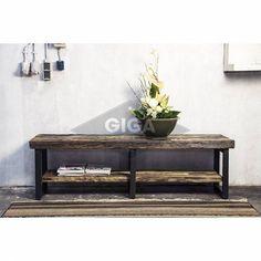 betaalbare luxe industriele vintage kasten nu bij Giga meubel