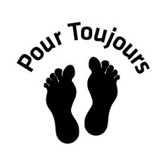 Stickers Pieds noirs pour toujours - Sovalux Stickers