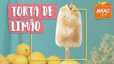 Torta de limão no palito   Raíza Costa   Rainha da Cocada
