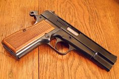Firearms: the Browning Hi-Power (via the FEG) | The Houndstooth Kid