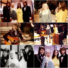 """On the 10th February 1973 Abba performed """"Ring Ring"""" in the Swedish qualifier for that years Eurovision Song Contest.  #Abba #Agnetha #Frida #Eurovision http://abbafansblog.blogspot.co.uk/2015/02/abba-date-10th-february-1973.html"""