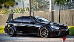 Mercedes-Benz C63 AMG Black Series by Velos Designwerks