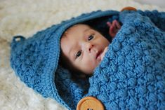 {My Mom & Me Designs} Pattern  Crochet Newborn Sleep Sack Pattern $5.95  bunting bag | blanket | baby bag | gift | winter baby