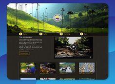 #páginaweb #onepage desarollada para @ColS8Seen.  Mostrar tus productos y servicios es más fácil cuando tienes una página web que represente adecuadamente lo que quieres transmitir a tus clientes. Diseñamos tu página personalizada, teniendo en cuenta las necesidades y gustos de tu cliente potencial. • • • #desarrolloweb💻 #webdevelopers #travel #colombia #tourism #medellinemprende #Medellin #negocios #lohagoconinngenio Desktop Screenshot, Web Development, Products, Colombia