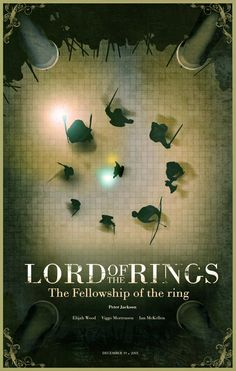 The Lord of the Rings - Fellowship
