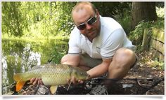 Traditional fly fishing has been hard with the hot summer, so we've been out trying something new - carp fly fishing! It's action packed view today! Fly Fishing For Carp, Carp Flies, Fishing Guide, Action, Summer, Blog, Fun, Group Action, Summer Time