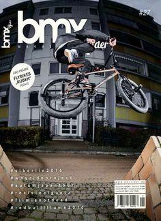Flybikes Ruben. Gefunden in: bmx Rider Magazine, Nr. 1/2017