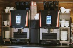 But first: coffee. Kaiser, Drip Coffee Maker, Espresso Machine, Kitchen Appliances, Coffeemaker, Clock, Espresso Coffee Machine, Diy Kitchen Appliances, Home Appliances