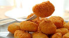 Como fazer nuggets de forno caseiro que pode na dieta - Bolsa de Mulher