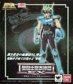 Ex V2 Dragon Shiryu Box