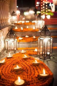 Weddings Indian Wedding Planning Online - Indian Wedding Website: Wed Me Good Diwali Decorations At Home, Indian Wedding Decorations, Flower Decorations, Stage Decorations, Yule, Desi Wedding, Wedding Ideas, Wedding Mandap, Wedding Stage