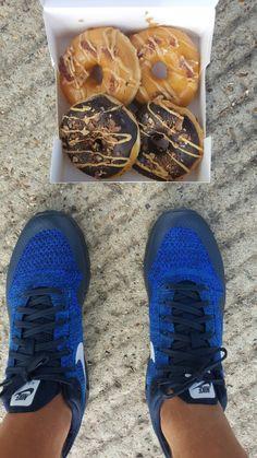 #donuts #airmax1flyknit